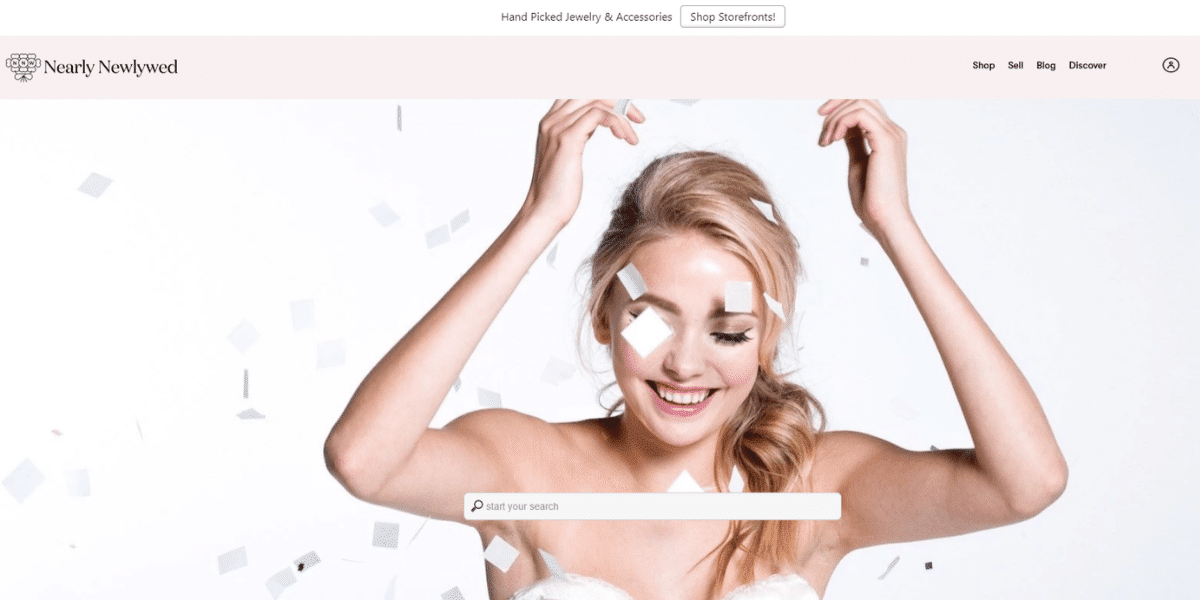 The best sites to sell your wedding dress online Nearly Newlywed