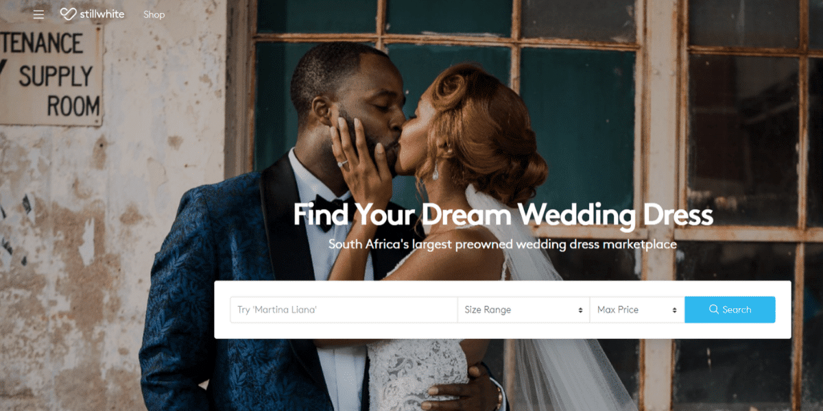 The best sites to sell your wedding dress online Still White