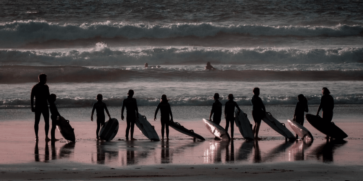 Jobs you can do while traveling Surfing Instructor