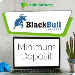 BlackBull Markets - Minimum Deposit