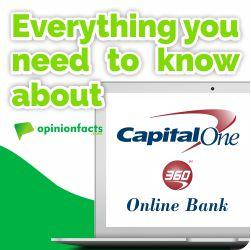 Everything you need to know about Capital One 360 online bank