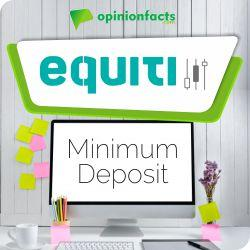 Equiti - Minimum Deposit