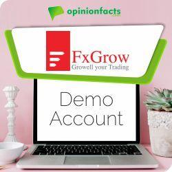 FX Grow - Demo Accounts