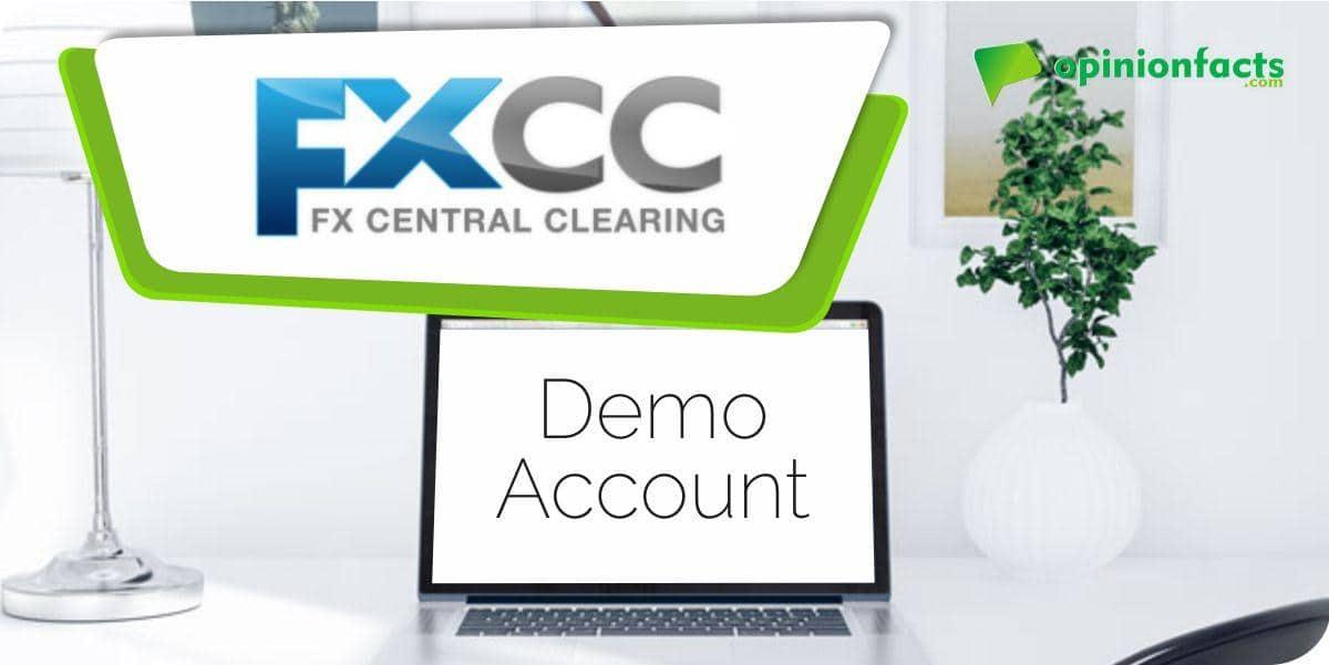 FXCC - Demo Accounts