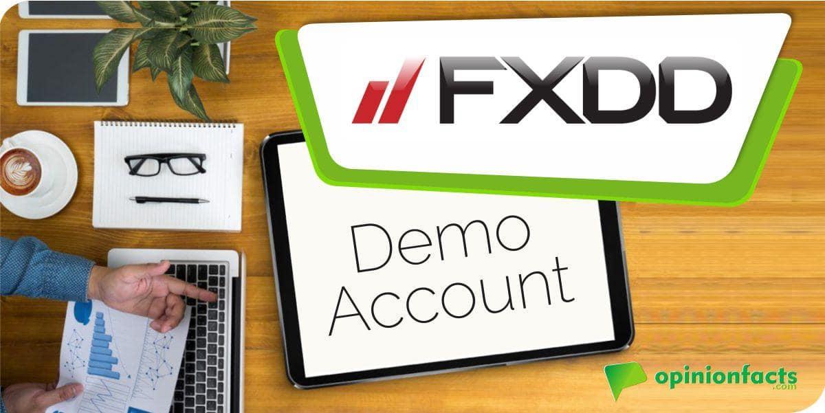 FXDD - Demo Accounts
