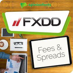 How much are forex fees