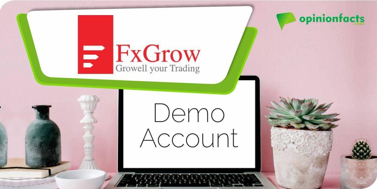 FXGrow - Demo Accounts