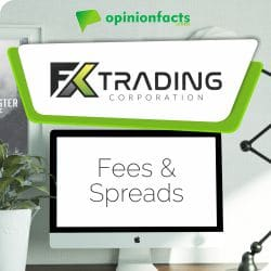 FX Trading - Fees & Spreads