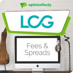 LCG - Fees & Spreads